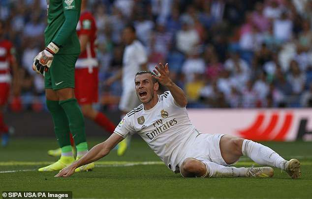 Bàn thắng đang là thứ xa xỉ với Real Madrid vào lúc này