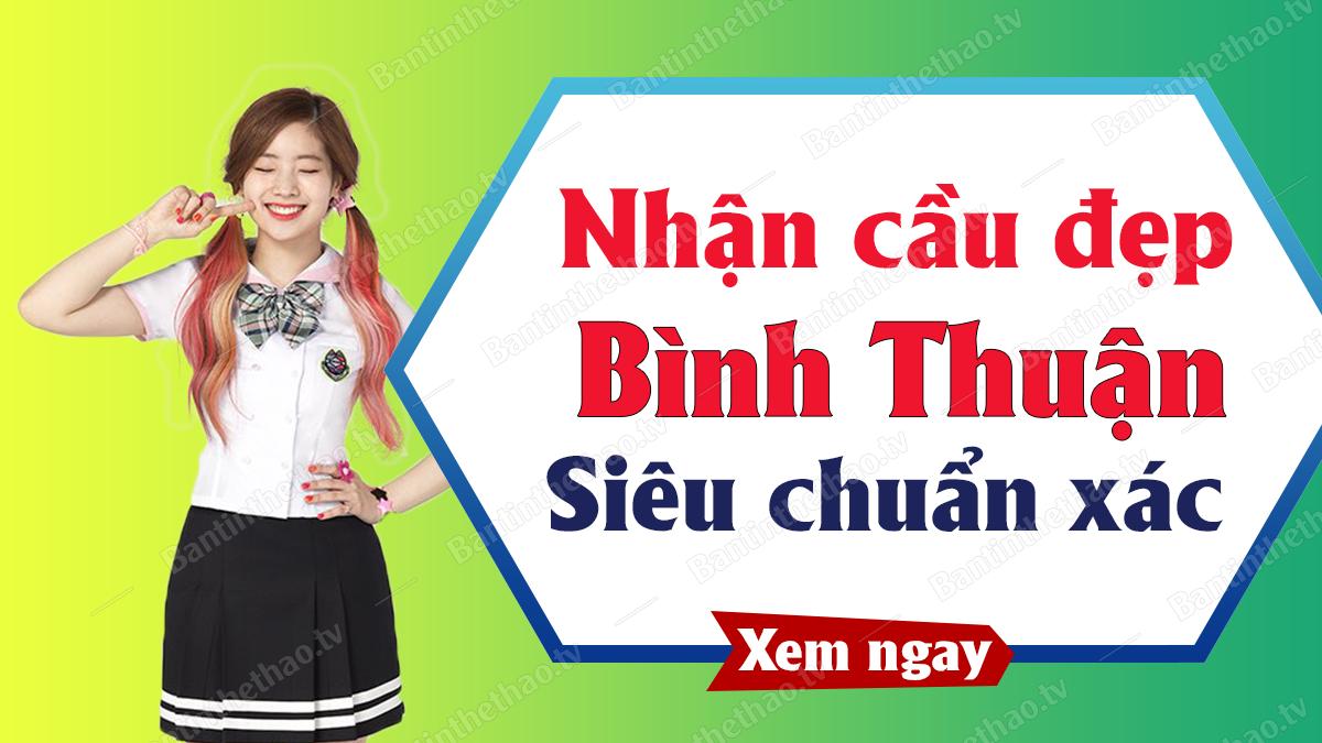 Dự đoán XSBTH 10/10/2019 - Soi cầu dự đoán xổ số Bình Thuận ngày 10 tháng 10 năm 2019