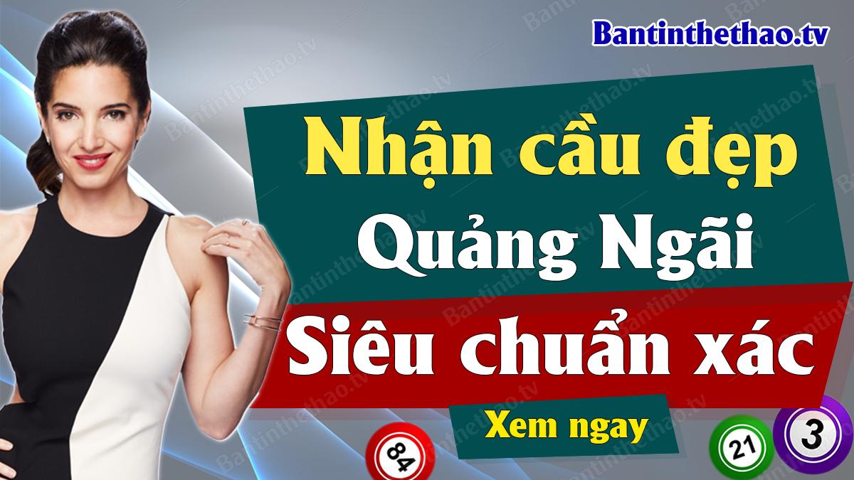Dự đoán XSQNG 5/10/2019 - Soi cầu dự đoán xổ số Quảng Ngãi ngày 5 tháng 10 năm 2019