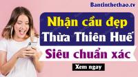 Dự đoán XSTTH 4/11/2019 - Soi cầu dự đoán xổ số Thừa Thiên Huế ngày 4 tháng 11 năm 2019
