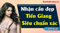 Dự đoán XSTG 13/10/2019 - Soi cầu dự đoán xổ số Tiền Giang ngày 13 tháng 10 năm 2019