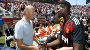 Zidane và Pogba gặp riêng nhau ở Dubai