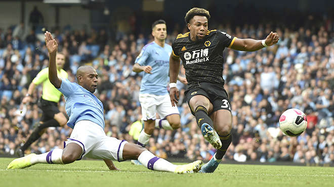 Khi không thể ghi bàn và đảm bảo an toàn phía sau lưng, Man City hứng chịu thất bại