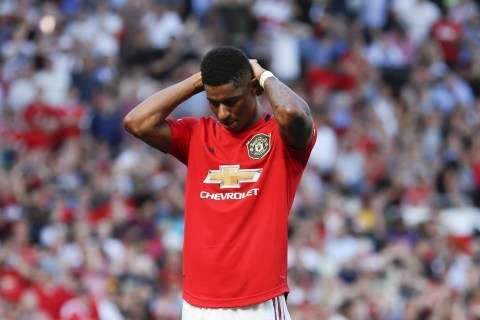 Mourinho đã cho rằng Rashford không thích hợp để đá cắm