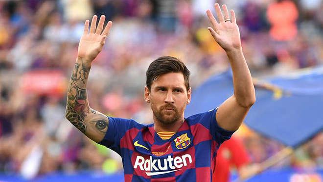 Leo Messi không muốn rời Barca