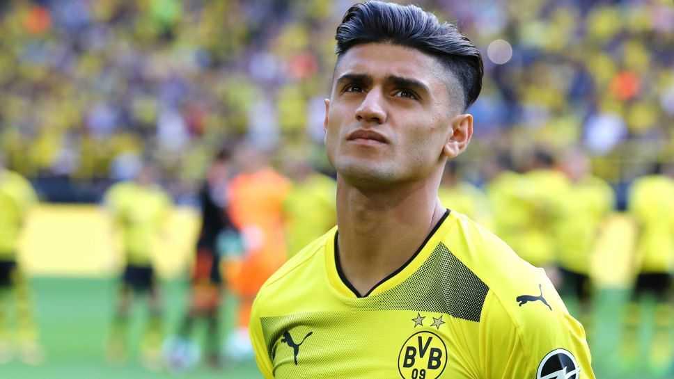 Mahmoud Dahoud sẽ là cứu cánh của Man United?