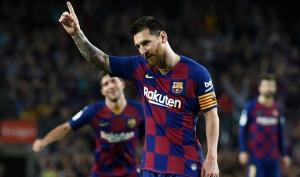 """Messi: """"Không đời nào tôi rời bỏ Barca"""""""