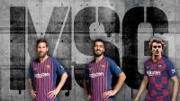 """""""MSG"""" trình diễn những vũ điệu mê hoặc đưa Barca lên đỉnh La Liga"""