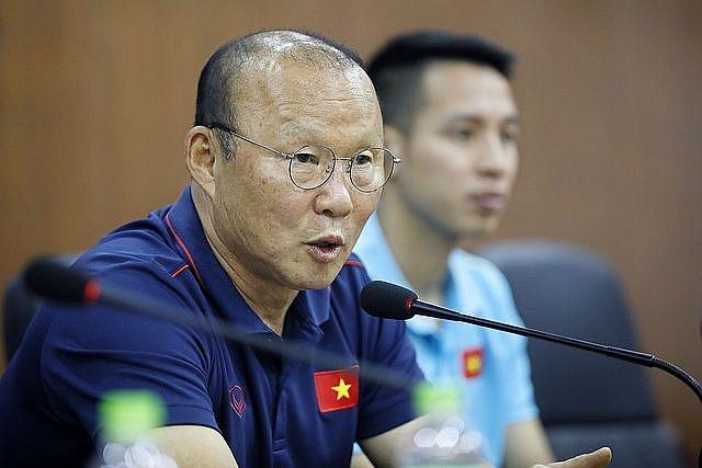 Vì sao HLV Park Hang Seo tự tin chiến thắng trước Malaysia?