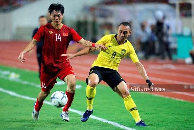 Tờ New Straits Times thừa nhận đội tuyển Việt Nam mạnh hơn so với Malaysia