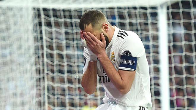 Ghi bàn là một vấn đề lớn đối với Real Madrid ở mùa bóng này