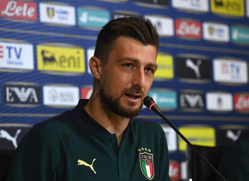 Francesco Acerbi và câu chuyện kỳ diệu trong bóng đá