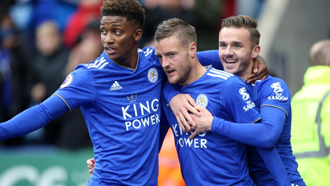Quên Liverpool và Man City đi, Leicester City mới là ứng cử viên vô địch
