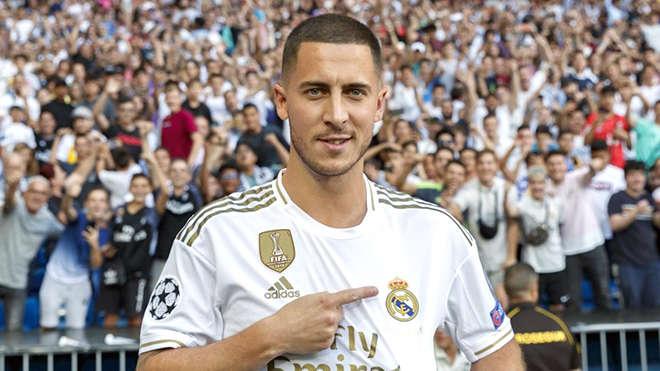 Đợi chờ ngày Hazard bùng cháy rực rỡ ở Champions League. Đêm nay chăng, Eden?