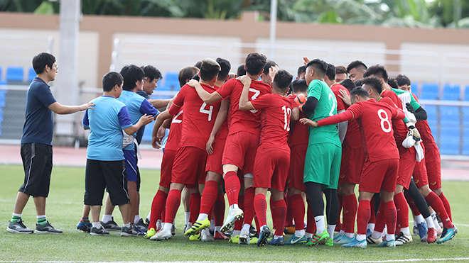 Đội tuyển U22 Việt Nam đã sẵn sàng bước vào hành trình chinh phục giấc mơ Vàng SEA Games