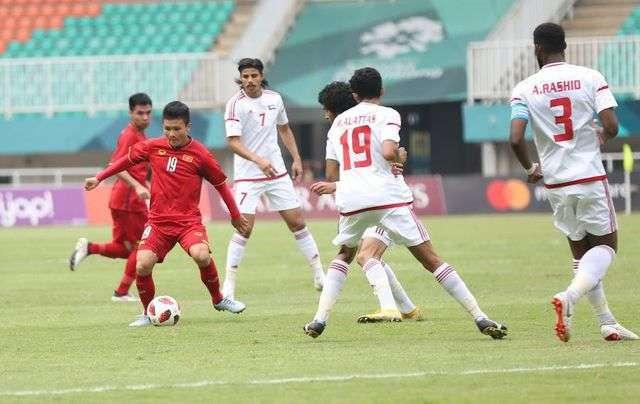 Đội tuyển Việt Nam sẽ đánh bại UAE ở sân Mỹ Đình