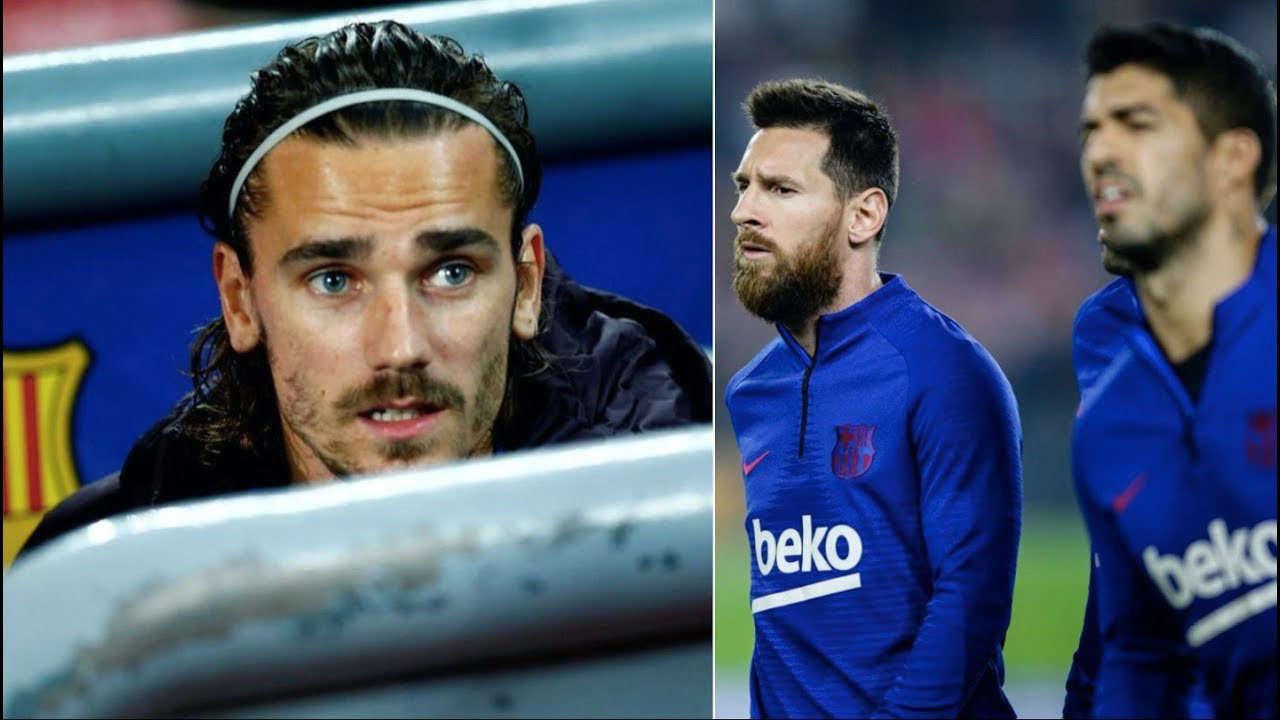 Griezmann chưa thể hòa nhập ở Barcelona