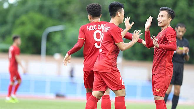Chơi đúng sức U22 Việt Nam sẽ không khó để vượt qua U22 Lào