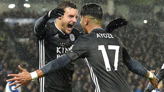 Leicester tiếp tục khiến người hâm mộ ngả mũ khâm phục