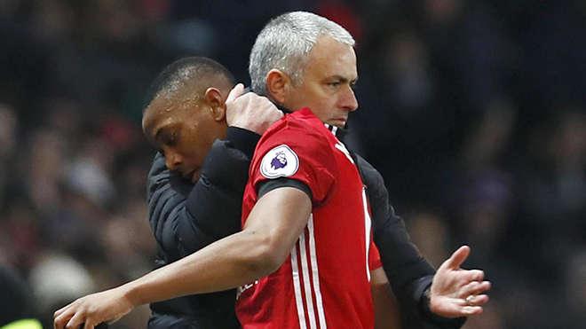 Mourinho đã giúp Martial phát triển vượt bậc