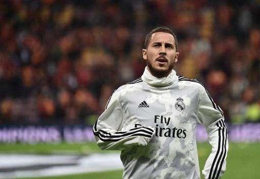 Hazard đã mất nhiều thời gian để thích nghi với Real Madrid