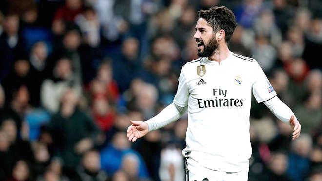 Người hâm mộ Real Madrid vẫn đang mong đợi Isco sẽ trở lại phong độ tốt nhất