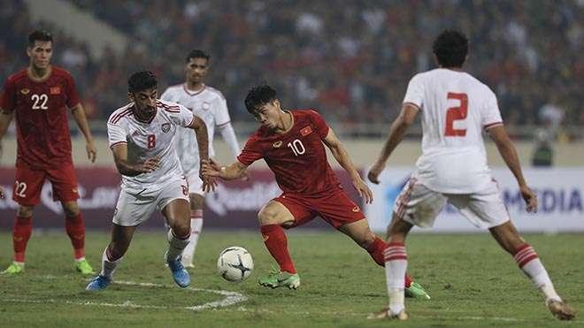 Công Phượng là số 10 của U23 Việt Nam và ĐTQG suốt nhiều năm qua