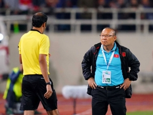 """HLV Park Hang Seo: """"Từ hôm nay Thái Lan sẽ luôn gặp khó khăn khi đối đầu với tuyển Việt Nam"""""""