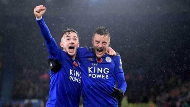 Leicester City đang trở lại một cách mạnh mẽ