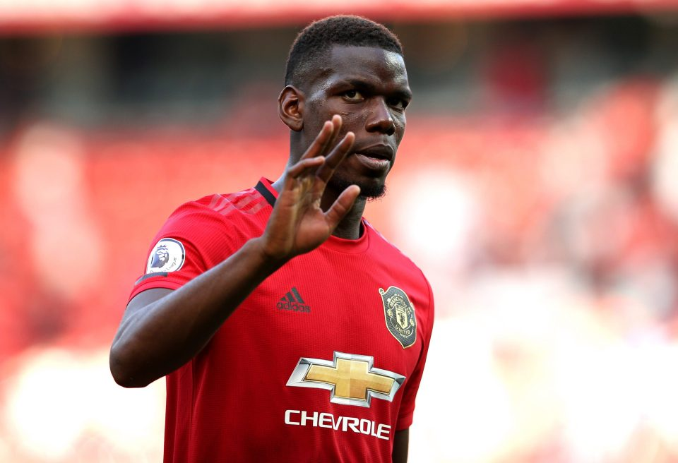 Tin M.U: Pogba từ chối ra sân, Man United nhận tài trợ khủng