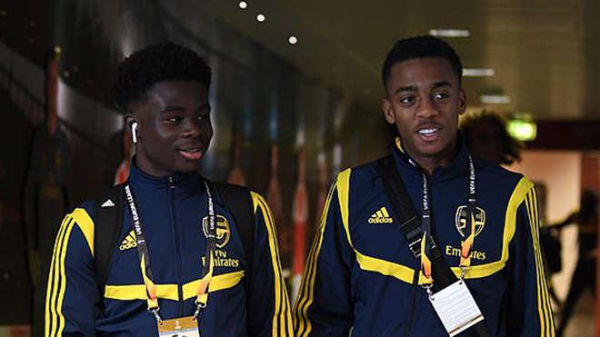 Arsenal luôn tự hào về công tác đào tạo trẻ
