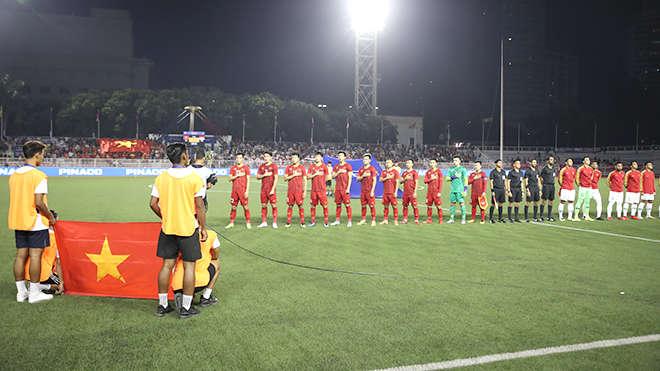 Nếu thi đấu đúng sức, U22 Việt Nam sẽ vượt qua U22 Singapore để bảo vệ ngôi đầu và cơ hội lớn vào bán kết