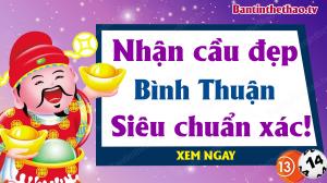 Dự đoán XSBTH 12/12/2019 - Soi cầu dự đoán xổ số Bình Thuận ngày 12 tháng 12 năm 2019