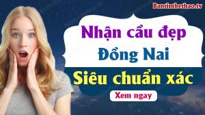 Dự đoán XSDN 18/12/2019 - Soi cầu dự đoán xổ số Đồng Nai ngày 18 tháng 12 năm 2019