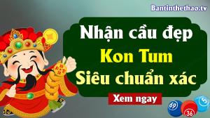 Dự đoán XSKT 15/12/2019 - Soi cầu dự đoán xổ số Kon Tum ngày 15 tháng 12 năm 2019