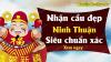 Dự đoán XSNT 13/12/2019 - Soi cầu dự đoán xổ số Ninh Thuận ngày 13 tháng 12 năm 2019
