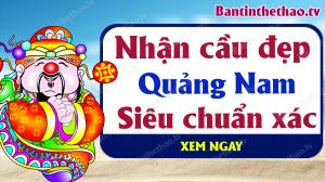 Dự đoán XSQNM 10/12/2019 - Soi cầu dự đoán xổ số Quảng Nam ngày 10 tháng 12 năm 2019