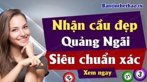 Dự đoán XSQNG 14/12/2019 - Soi cầu dự đoán xổ số Quảng Ngãi ngày 14 tháng 12 năm 2019