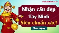 Dự đoán XSTN 19/12/2019 - Soi cầu dự đoán xổ số Tây Ninh ngày 19 tháng 12 năm 2019