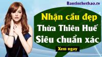 Dự đoán XSTTH 23/12/2019 - Soi cầu dự đoán xổ số Thừa Thiên Huế ngày 23 tháng 12 năm 2019