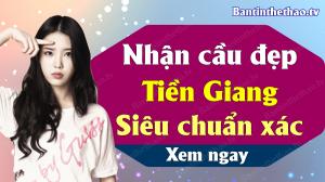 Dự đoán XSTG 22/12/2019 - Soi cầu dự đoán xổ số Tiền Giang ngày 22 tháng 12 năm 2019