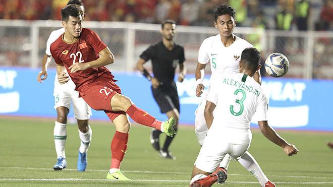 Nếu chơi với đúng phong độ, U22 Việt Nam hoàn toàn có thể lặp lại chiến thắng trước U22 Indonesia như tại vòng bảng