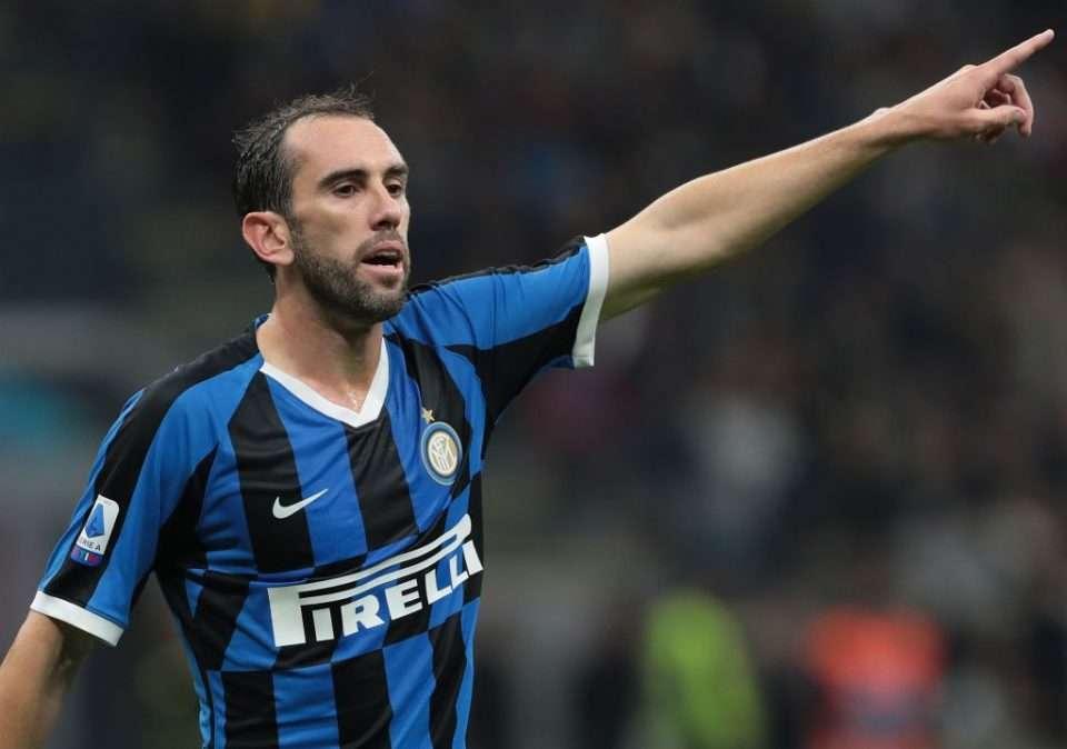 Godin đang là chốt chặn đáng tin cậy của Inter