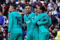 """Hòa Sociedad 2-2: Barca đang mất phương hướng trước trận """"Siêu Kinh Điển"""""""