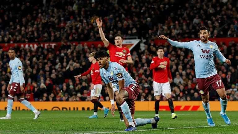 Mings giữ lại 1 điểm cho Villa