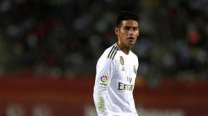"""James Rodriguez: """"Tân binh"""" của Zidane trong kỳ chuyển nhượng mùa đông"""