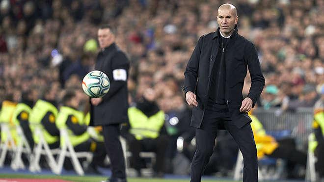 Zinedine Zidane bình thường, nhưng vĩ đại