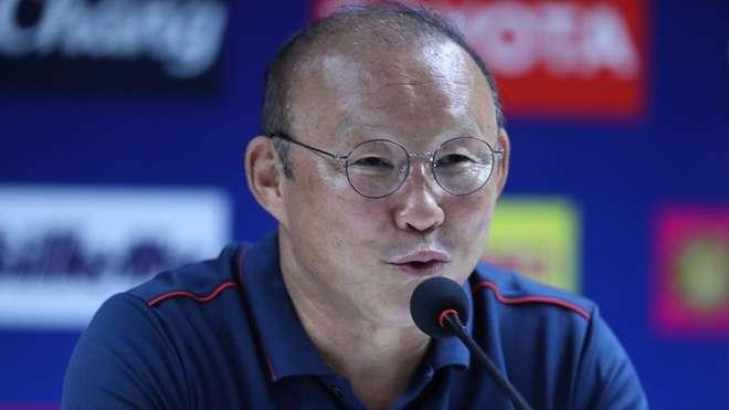 HLV Park Hang Seo buộc phải mạo hiểm trong trận đấu với Triều Tiên