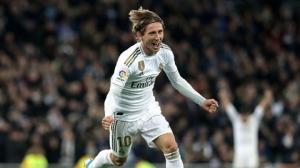 """Luka Modric, sự trỗi dậy của một """"chiến binh già"""""""