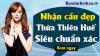 Dự đoán XSTTH 27/1/2020 - Soi cầu dự đoán xổ số Thừa Thiên Huế ngày 27 tháng 1 năm 2020